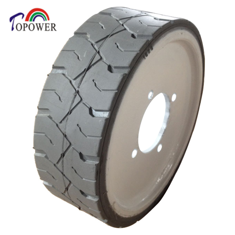 Mould On Solid Tyre TP328 15x5 14x4.5 12x4.50 12.5x4.25 16x5 600x190