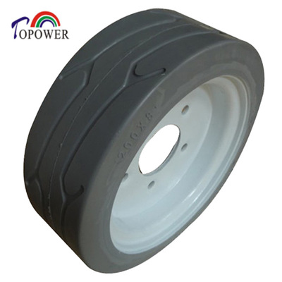 Platform Lift Solid Rubber Tire TP323 12x4 (200X8)